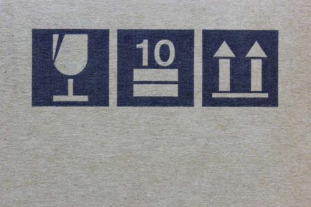 box size: Symbol size box