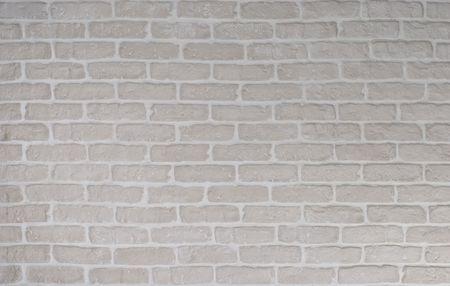 Frame with gray bricks photo
