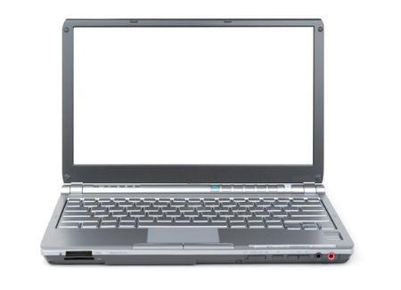 New laptop photo