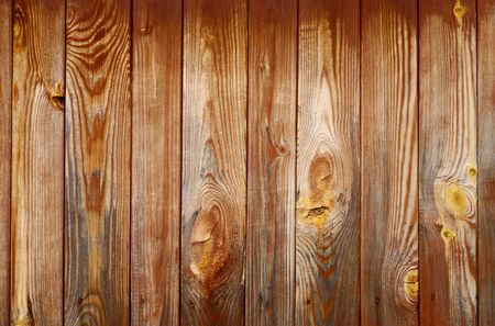 Wooden texture made with old timbers  photo