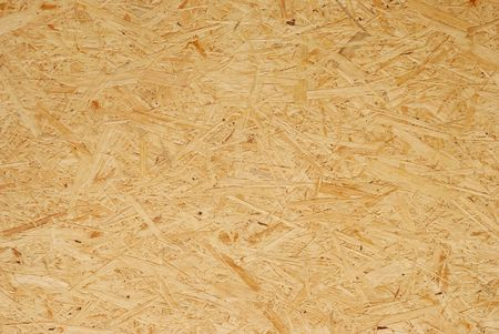 Fragment of  seamless grained particle board