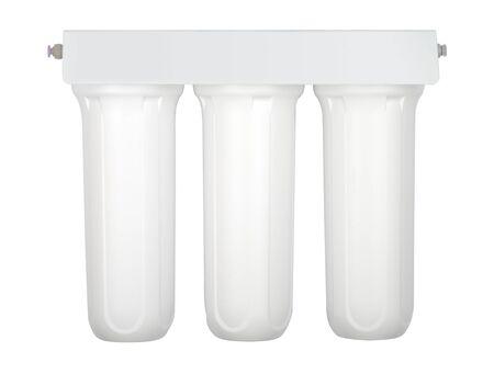 tripple: Modern tripple water cleaning filter