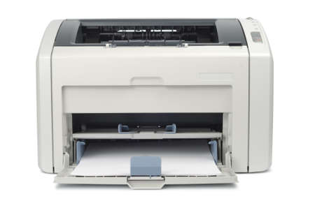 xerox: Printer with paper