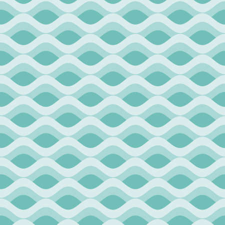 abstract waves: Vintage abstract waves background