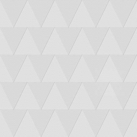 stereoscopic: Grey Abstract Geometric Seamless Pattern background from triangles, line design, stereoscopic or 3d