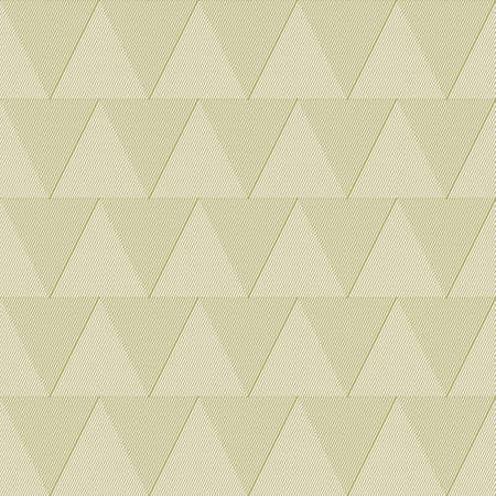 stereoscopic: Vector Sand Beige Abstract Geometric Seamless Pattern background from triangles, line design, stereoscopic or 3d. Textured illustration for web page, business card, etc. Illustration