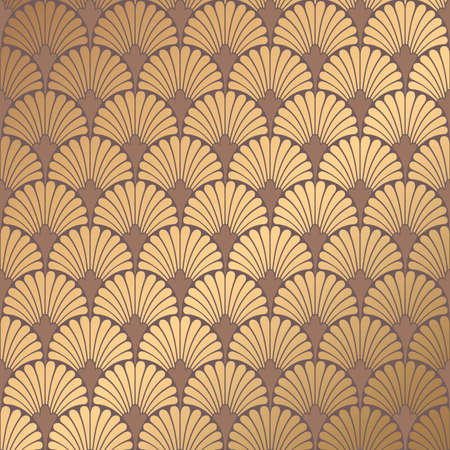 Art Deco Pattern illustration design