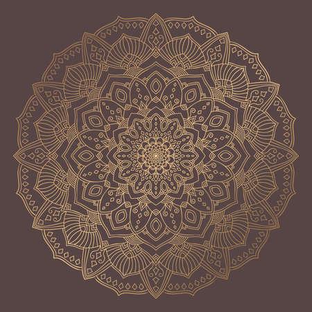 Mandala Vector Design Element 스톡 콘텐츠 - 99167842