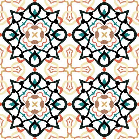 아랍어 장식 장식 스톡 콘텐츠 - 103086987