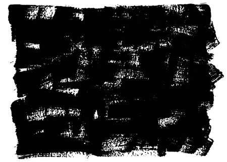 Painted background. Vector brush strokes texture. Grunge design element 일러스트