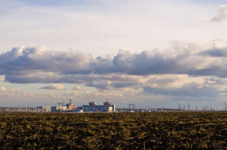 nuke plant: At�mica de la central de Ucrania, Nikolaevskaya