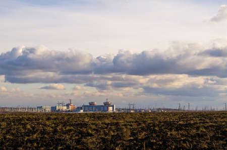 nuke plant: Atomic power station Ukraine, Nikolaevskaya
