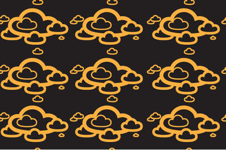Clouds Shapes Stock Vector - 17147879