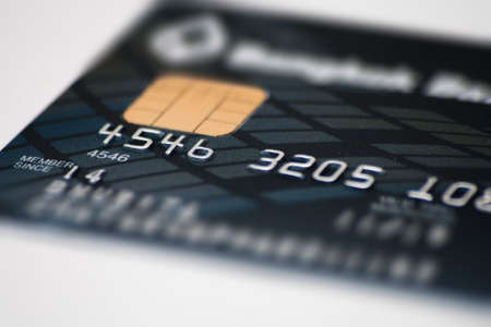 bankcard: Credit card