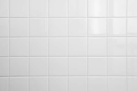 white tile background 版權商用圖片 - 85907493