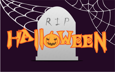 halloween wallpaper for this date Ilustrace