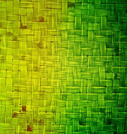 Bamboo Texturen in frischen Farben. Lizenzfreie Bilder