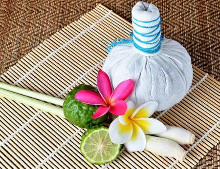 Herbal Spa aus Thailand