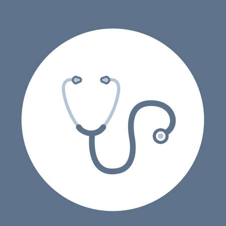 Doctors stethoscope  for institutions and designations