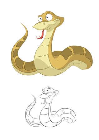 Snake Stock Vector - 17354438