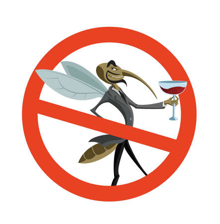 No mosquito Stock Vector - 18663639