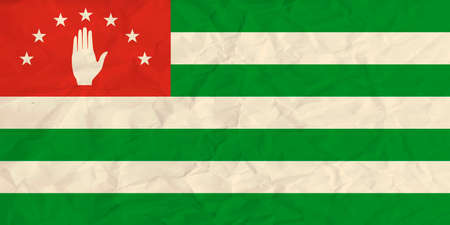 proportions: Standard Proportions and Color for Abkhazia Official Flag