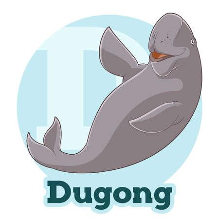 ABC Cartoon Dugong