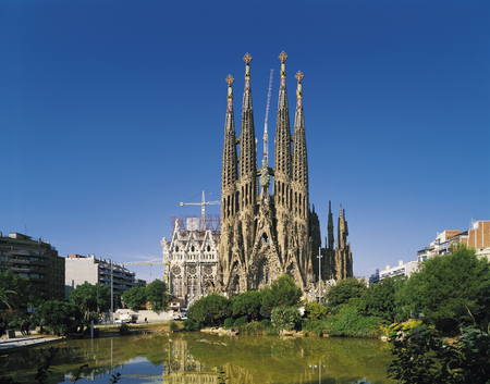 familia: The Sagrada Familia