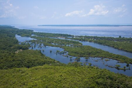 rio amazonas: El rio amazonas