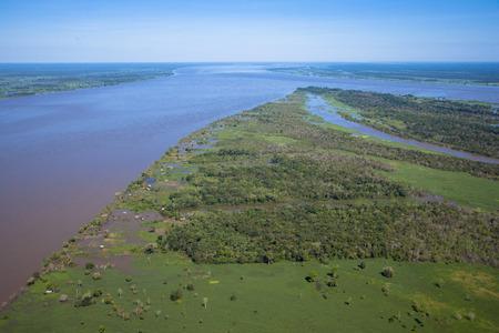 río amazonas: El rio amazonas