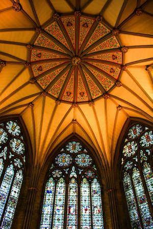 Yoke dome,United Kingdom