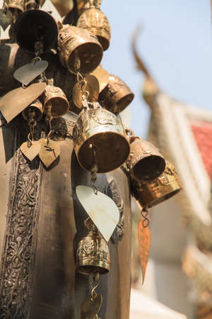 that: Small bell in Wat Phra That Doi Suthep