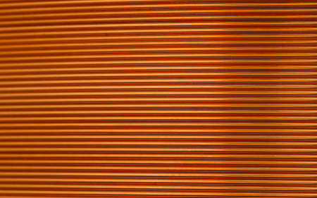 Copper wire background, Abstrack texture background.