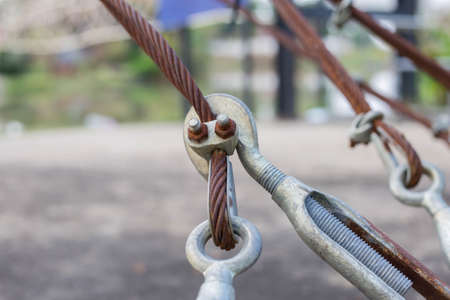 Hook and Rope Harness