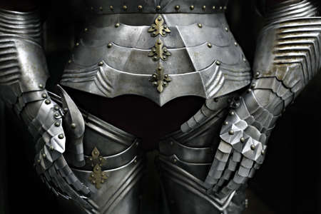 Knight armor photo