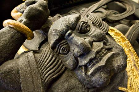 hoariness: Chinese mythology, like the stone