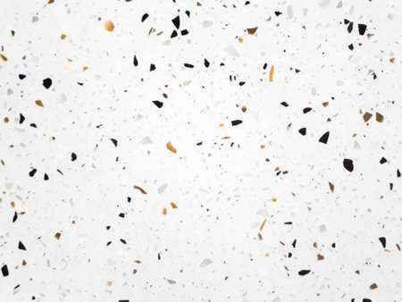 terrazzo floor texture white, Beautiful polish stone, terrazzo floor texture and background,Marble pattern with as background or texture, Mini stone in concrete wall, the background of white sand with shell, White texture and surface of terrazzo floor for background