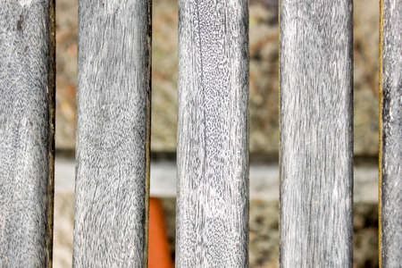 Old vintage wooden fence background vintage, Detail of an old and grey wood floor, Background texture old fence, dark wooden slats