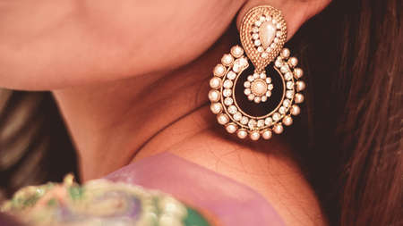 Jhumka - Indian Fashion Jewellery