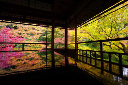 Rurikoin Temple, Kyoto City, Kyoto Pref., Japan