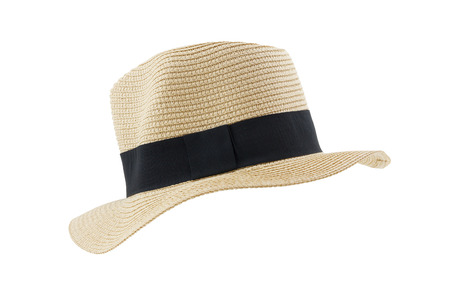 Side view hat isolated Standard-Bild