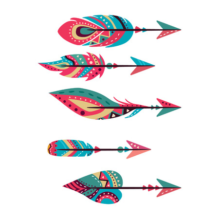 Ethnic arrows pack