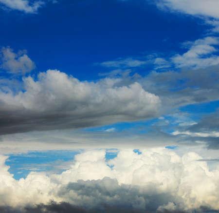 shading of the cloud Banco de Imagens