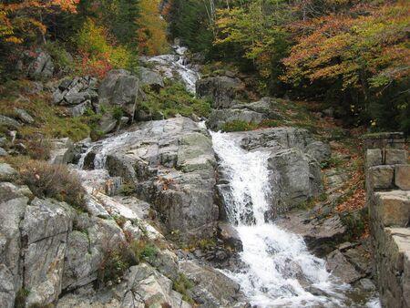 cascade: Flume Cascade Waterfall