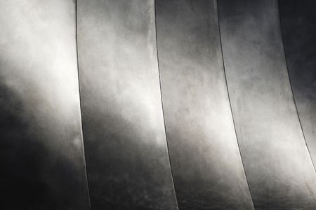Abstract metallo Archivio Fotografico - 3401578