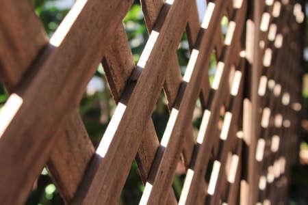 traliccio di legno