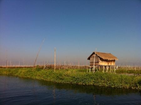 inle: Inle lake Mynmar