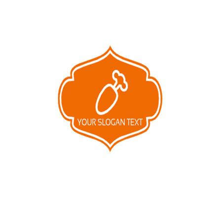 sophisticate: Orange carrot