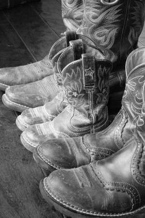 Family Cowboy Boots