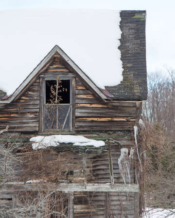 dreary: Old Abandoned House